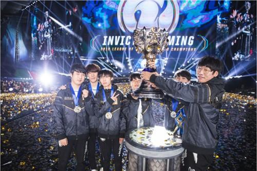 图1:STMBUY中国电竞饰品交易平台——IG夺冠时刻