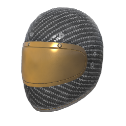 Risky Business Motorcycle Helmet