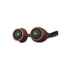 Copper Steampunk Goggles