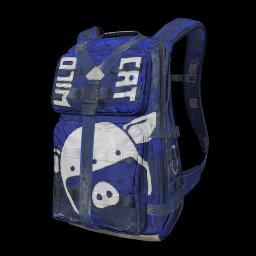 I AM WILDCAT Military Backpack