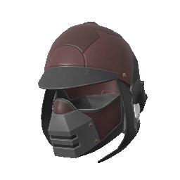 Kitsune Plated Full Helmet