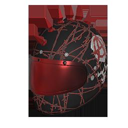 Anarchy Motorcycle Helmet