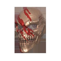 Painted Skull Mask