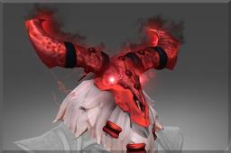 纯正 猩红见证者的地狱酋魁Genuine Infernal Chieftain of the Crimson Witness