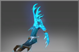 凶煞 寒冰镰刀Cursed Scythe of Ice
