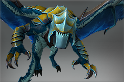 Inscribed Kindred of the Iron Dragon