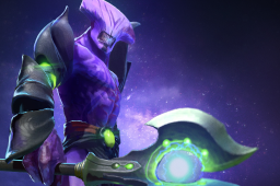 Ascendant Faceless Void  Loading Screen