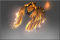 Golden Wyrmwrought Flare