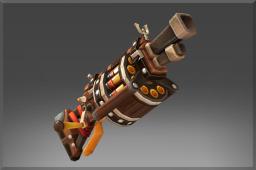 铭刻 基恩巨枪