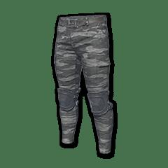 Camo Combat Pants (Gray)