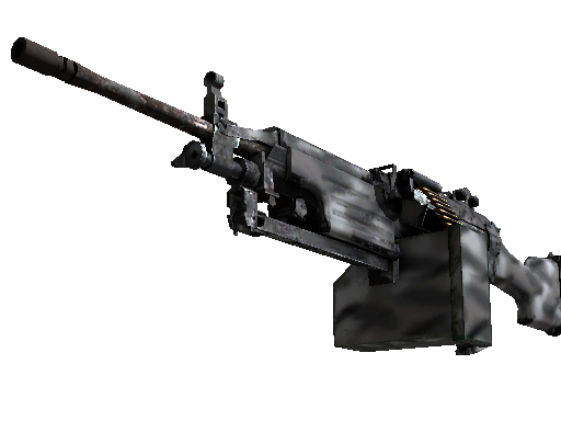 M249 | Contrast Spray (Field-Tested)