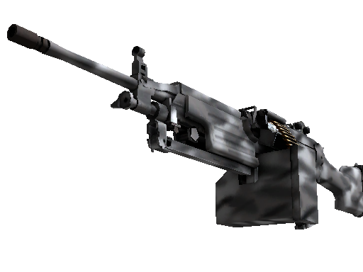 M249 | Contrast Spray (Minimal Wear)
