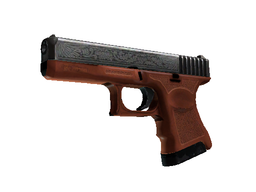 StatTrak™ Glock-18   Royal Legion (Well-Worn)