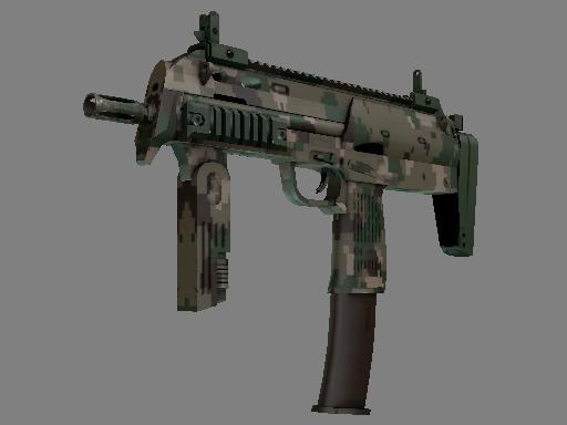 MP7 | Forest DDPAT (Minimal Wear)