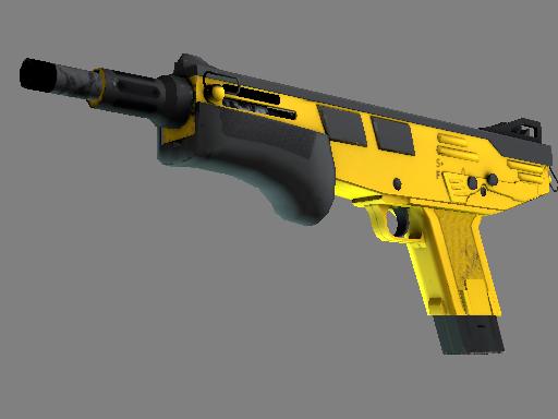 MAG-7 | Bulldozer (Minimal Wear)