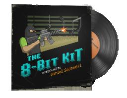 Music Kit   Daniel Sadowski, The 8-Bit Kit