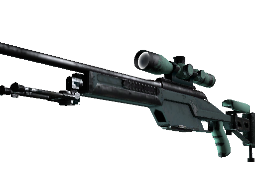 SSG 08   Blue Spruce (Field-Tested)
