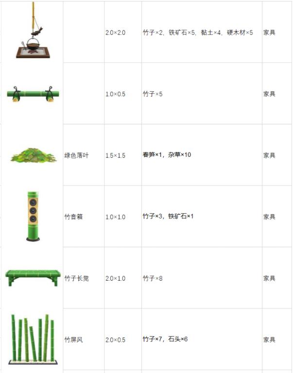 竹子家具3