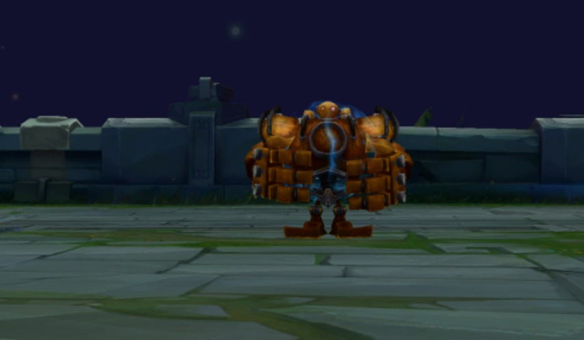 机器人:锈迹斑斑